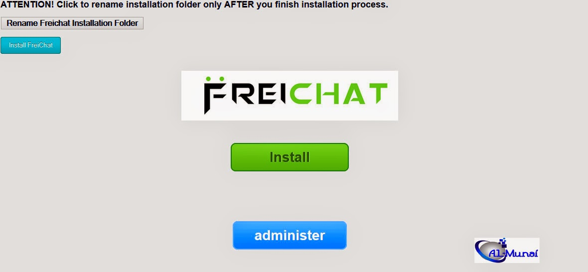 Cara install plugin Freichat di Osclass 3.3.2
