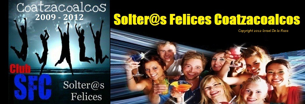 Club Solter@s Felices Coatzacoalcos
