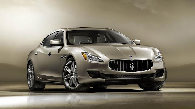 Maserati Quattro Car