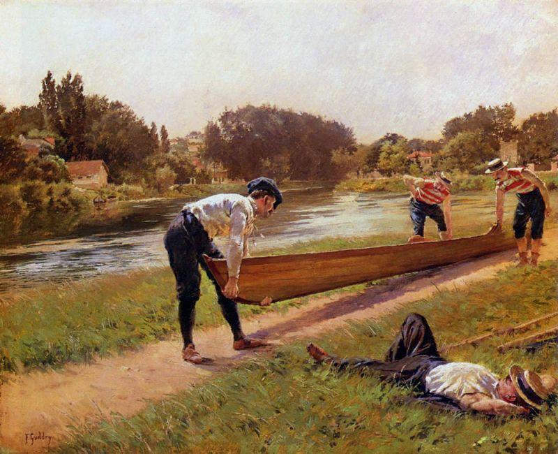 El Hurgador [Arte en la Red]: Ferdinand-Joseph Gueldry [Pintura]