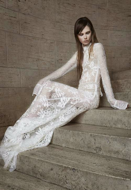 2015 Spring wedding dress collection by Vera Wang