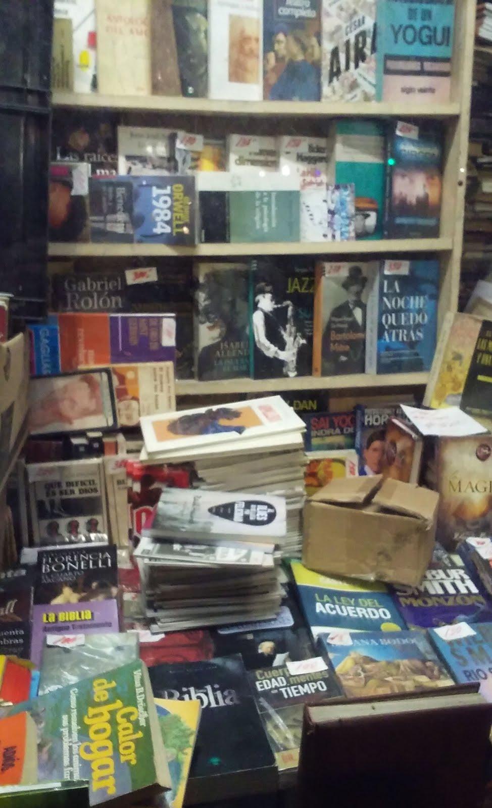 Librería de Miguel