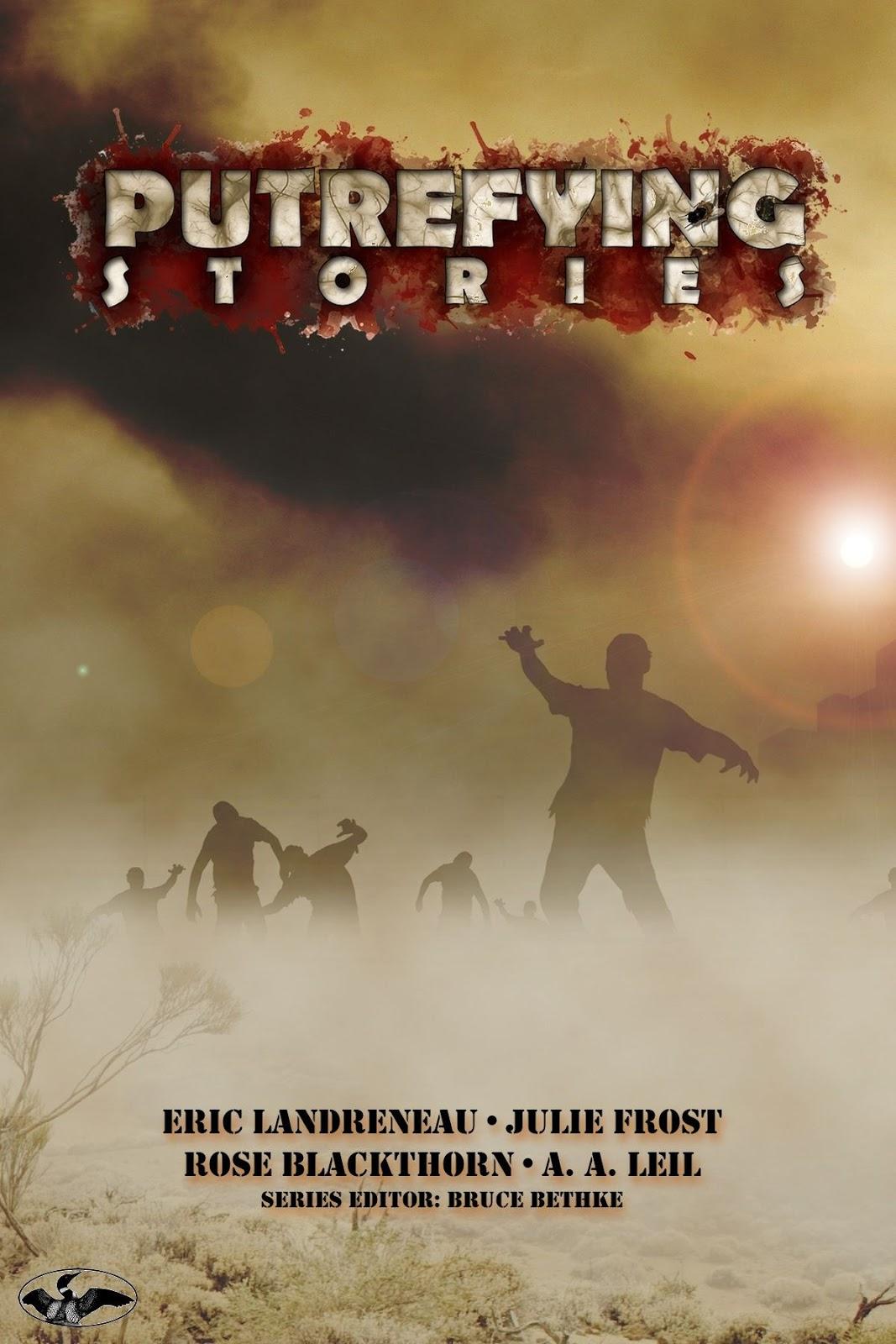 "Book Release: Putrefying Stories #1 """