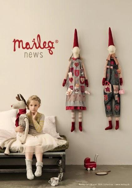 Maileg Katalog 2014