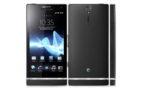 Sony Experia S - Hp Android Terbaik