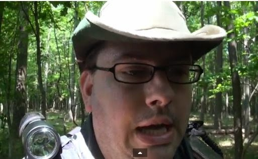 Cuyahoga Valley National Park Bigfoot