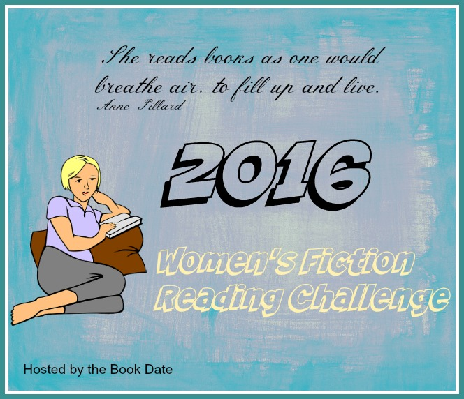 2016 Women's Fiction Challenge