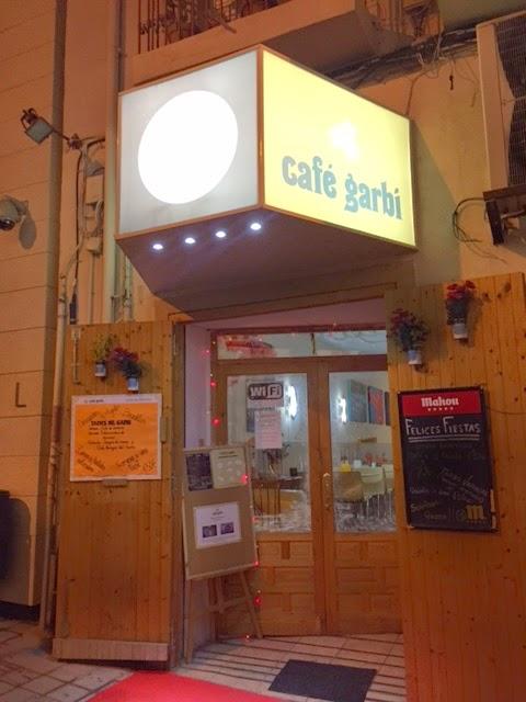 El Blog de María Serralba - Club Lectura Café Garbí