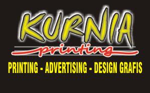 Kurnia Printing | Percetakan | Reklame | Design Grafis
