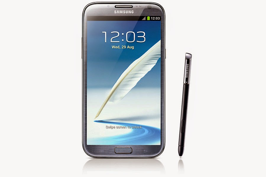 Samsung Galaxy Note II Android Review