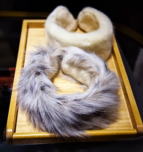 Jennifer Ouellette Sophia Faux Fur Headbands at BNY