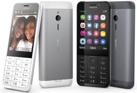 Microsoft anuncia Nokia 230 e Nokia 230 Dual SIM