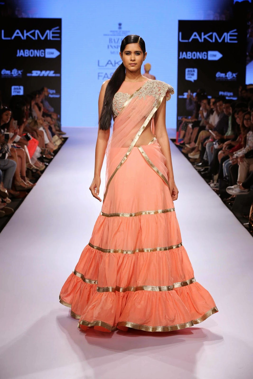 http://aquaintperspective.blogspot.in/, LIFW Day 2, Rabani and Rakha