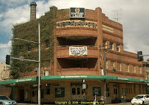 Sydney Art Deco Heritage Australian Hotel