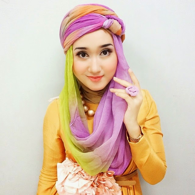 The Best Busana Muslim Kerja Dian Pelangi