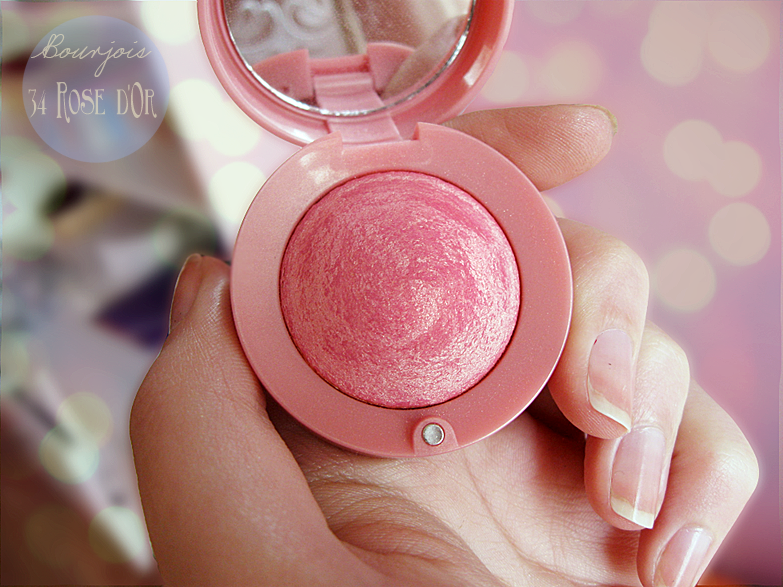 Bourjois 34 rose d'or