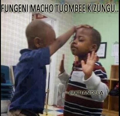 Hilarious!! Kenyans troll TANZANIANS badly …… #