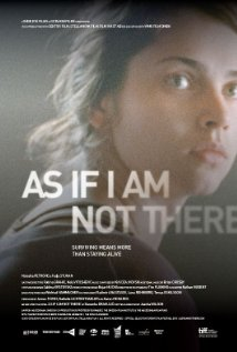 as if i am not there poster film