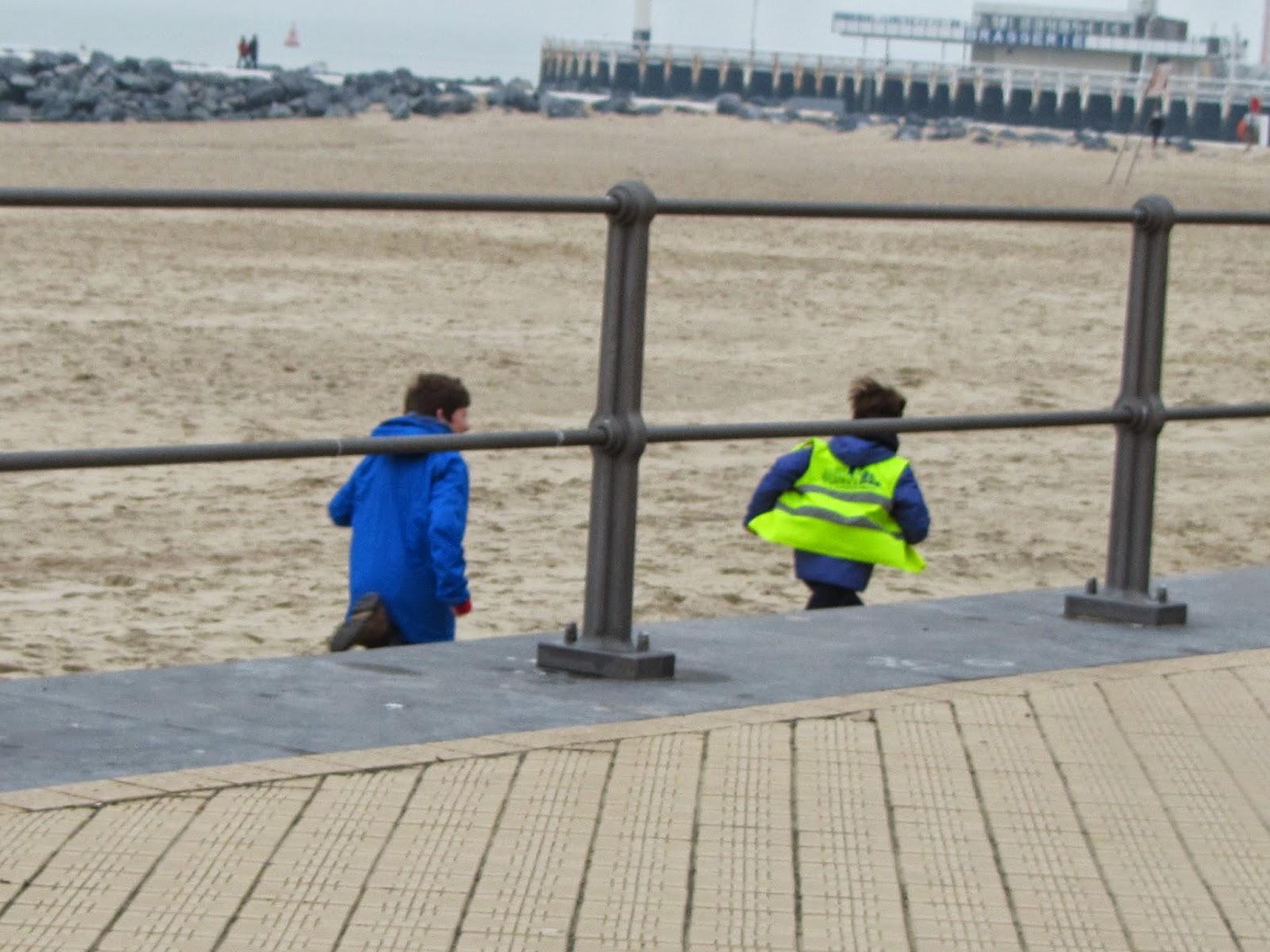 6e leerjaar: Ensorhuis, Muzee en Explorado Oostende