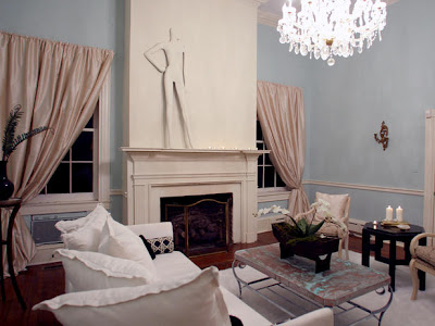 Modern Classic Living Room Design Ideas : Modern Style for Classic Living Room Ideas 2011 from HGTV Design Star ...