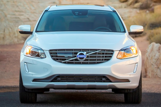 Volvo XC60 New Model 2015 front view