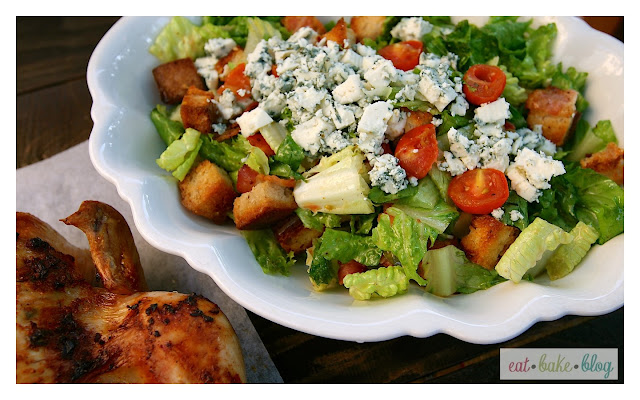green salad recipe roasted tomato recipe homemade croutons