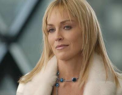 Sharon Stone actriz de cine