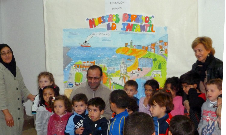 Ie melchor de jovellanos alhucemas aaee d a de la for Educacion exterior marruecos