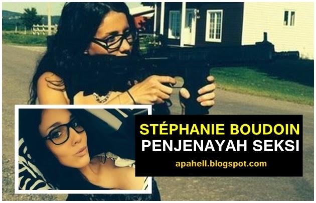 Stéphanie Boudoin, Penjenayah Paling Seksi (4 Gambar)