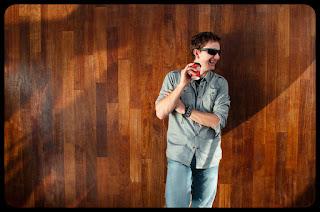 Portret Marcin Roszak - Śpiew, gitara elektryczna, Muzyczni Oprawcy