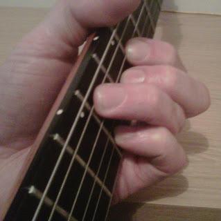 F minor69 guitar chord