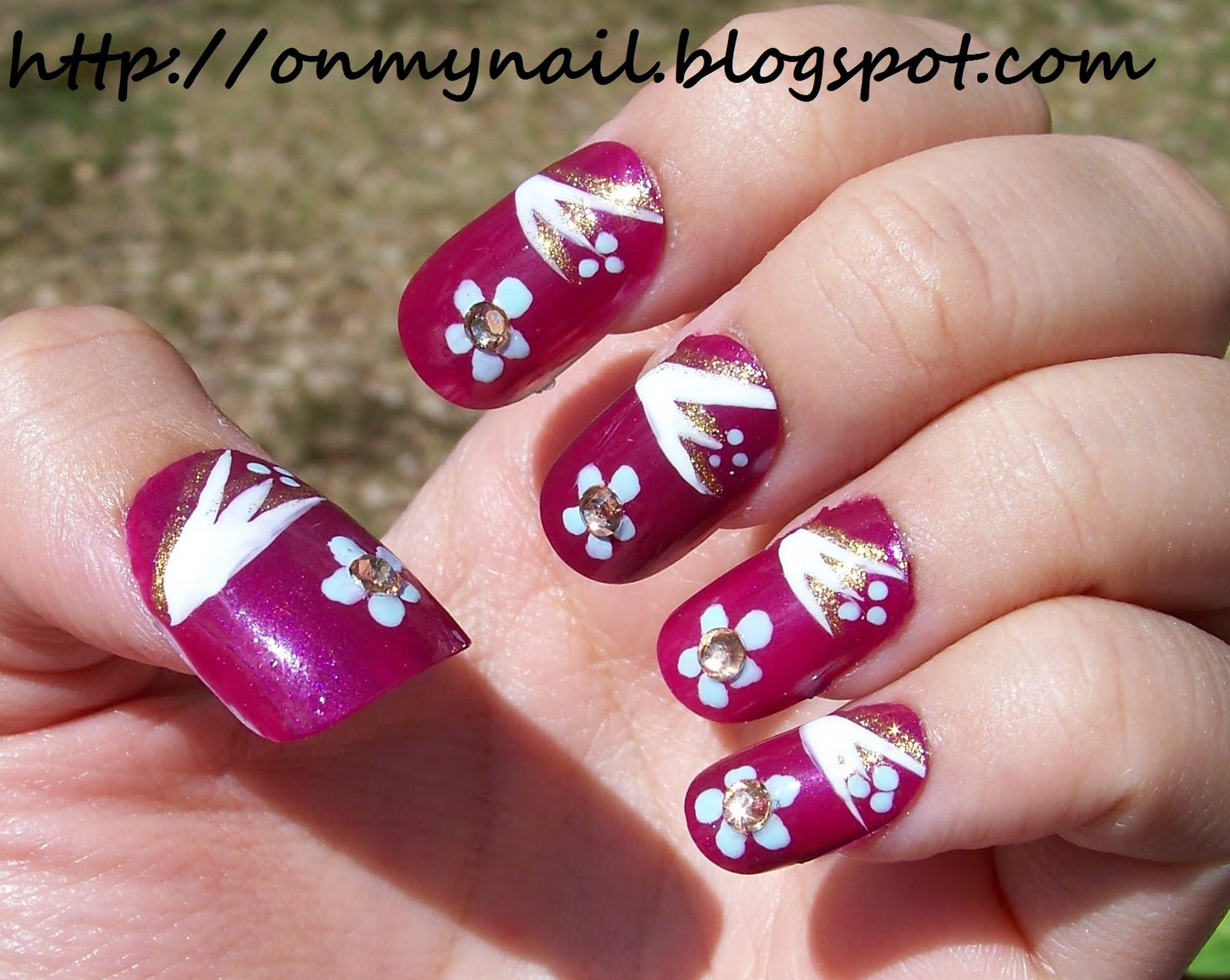 Fake Nails Designs Pictures - 2015 Best Nails Design Ideas