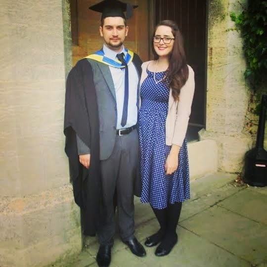 Dene Graduating