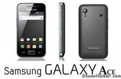 Samsung GALAXY Ace, Fit, Gio & Mini : 4 New Galaxy Smartphones
