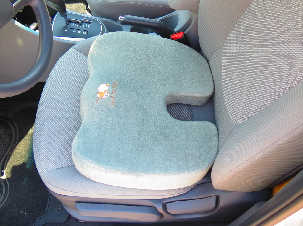 CushionCare Memory Foam Seat Cushion #CushionCarePromotion