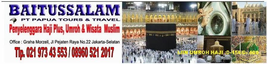 Informasi Biaya Paket Umroh Murah Travel Baitussalam