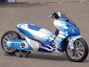 ... honda vario 2012 1 gambar modifikasi honda vario techno motorcycle