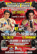 El Chihuahua anunciado en Cañadas de Obregón el 07/08.