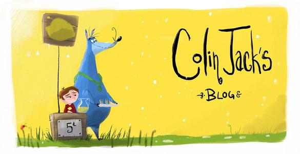 colin jack's blog