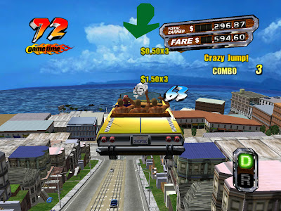 telecharger crazy taxi