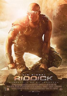 Riddick [2013] [NTSC/DVDR] Ingles, Español Latino
