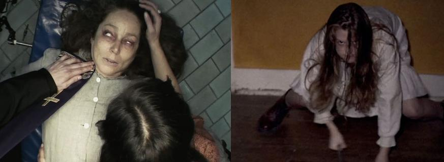 Real exorcisms footage the meshing of the exorcism