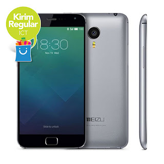 Spesifikasi Harga ICT - Meizu MX 4 Pro Gray Smartphone [16 GB]