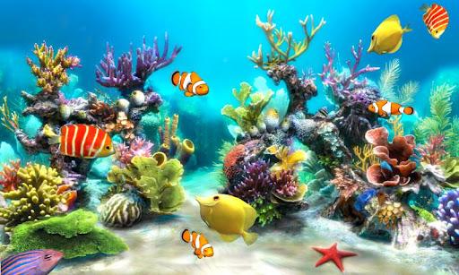 Sim Aquarium 3D Protector de Pantalla Gratis | Aplicaciones Free ...