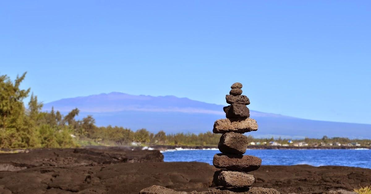 Family Travel Blog Hawaii Daily Photo Mauna Kea Zen