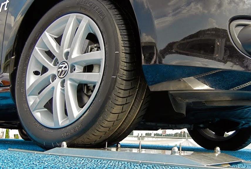 Dire pneu en anglais