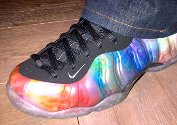 foamposite galaxy