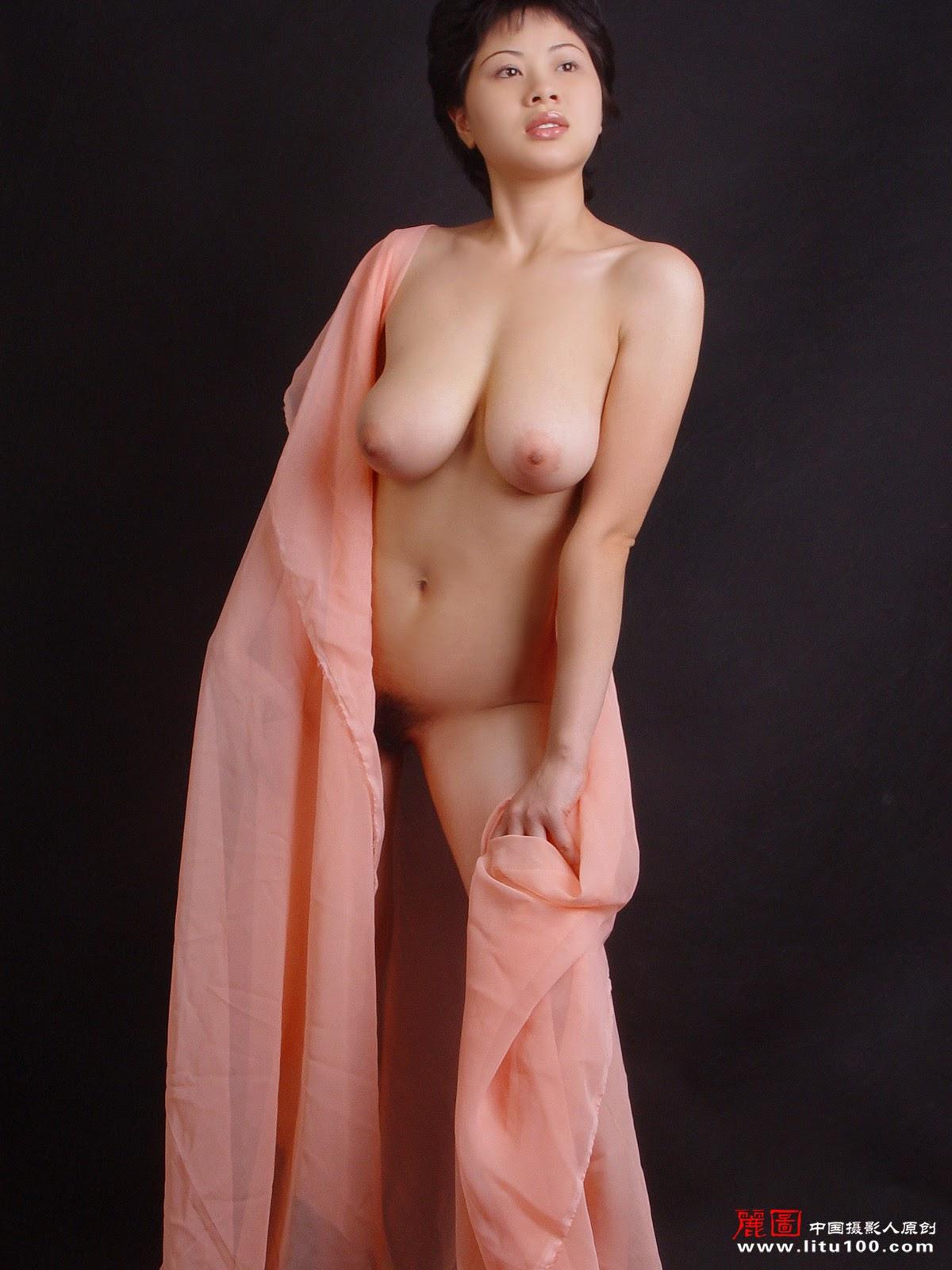 Chinese nudeModel ShanShan