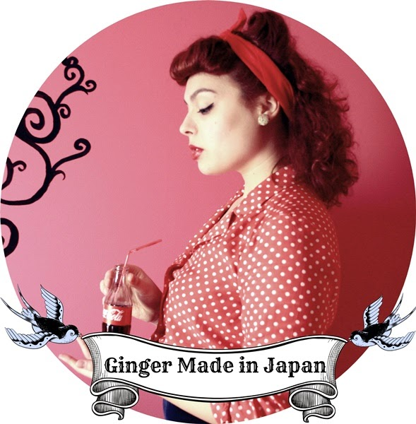 Ginger Made in Japan