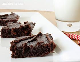 Melissa's Cuisine: Skinny Brownies